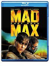 Mad Max: Fury Road (Blu-ray Disc, 2015, +DVD + Digital HD) Tom Hardy NEW