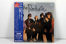 THE ROCKETS: THE ROCKETS S/T ~ JAPAN MINI LP CD, ORIGINAL, RARE, OOP