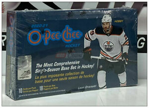 2020-21 O-Pee-Chee Hockey Singles #'s 1-250 - Complete Your Sets - You Pick