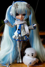 Pullip Vocaloid Snow Miku Anime Fashion Doll P-037 in US
