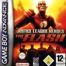 Nintendo GameBoy Advance Spiel - Justice League Heroes: The Flash Modul