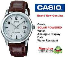 AUSTRALIAN SELLER CASIO MTP-VS01L-7B2D SOLAR POWERED WITH DATE 12 MONTH WARRANTY