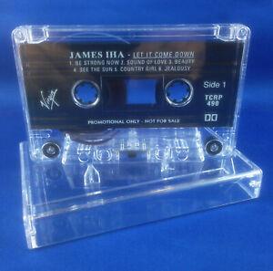 SMASHING PUMPKINS JAMES IHA : Let It Come Down RARE 1998 IN HOUSE PROMO CASSETTE
