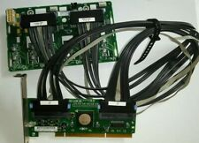LSI Logic 403053-001HP SATA/SAS PCI-X + HP Backplane Proliant ML150 410423-001