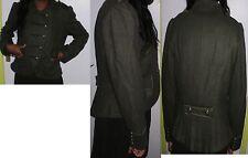 New Look Button Hip Length Coats & Jackets for Women
