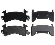Disc Brake Pad Set-RWD Front,Rear Raybestos SGD154M