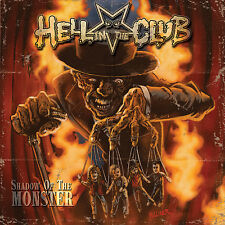 HELL IN THE CLUB - Shadow Of The Monster - LP [limited 100] Red