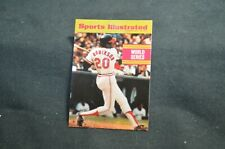 1998 Fleer Sports Illustrated - World Series - Trading Card #8 - Frank Robinson