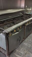 Commercial Restaurant Gas Cooker Catering Equipment