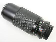Minolta MD zoom rokkor 75-20mm 1:4,5 4,5/75-200 mm top Near Mint