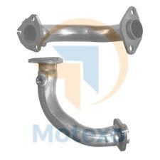 Front Pipe MAZDA 626 2.0i 16v (FS) 8/99-2/03 (twin cat system)