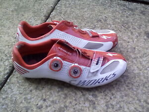 S-Works Specialized Carbon Road Cycling Shoes Size Euro 40