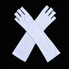 Nail Art UV Gel Protection Gloves Polish Tips Anti-Ultraviolet Open-Toed New