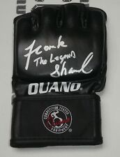 Frank Shamrock Signed Official Ouano MMA Fight Glove BAS Beckett COA UFC Auto'd