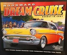 2007 Woodward Dream Cruise Poster