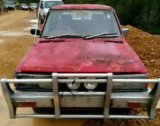 Wrecking Only 85 Nissan SD23 2.3 Diesel 720 Twincab ute
