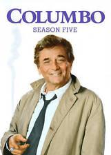 "COLUMBO: SEASON FIVE: (DVD: 3 DISCS)  ""BRAND NEW, NOT SEALED"""
