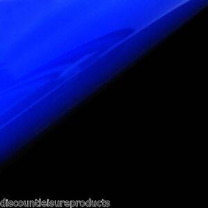 """19"""" Double Sided Aquarium Background Backdrop Fish Tank Black/Blue Marine BG855"""