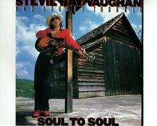 CD STEVIE RAY VAUGHAN	soul to soul	EX-	 (A3586)