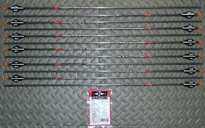 New Easton BloodLine 400 Spine Arrows- 7.7 GPI - Blood Line - Cut & Insert Av