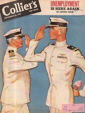 1945 Colliers September 22 - Martha Gellhorn; Spaceships to the Moon; Milwaukee