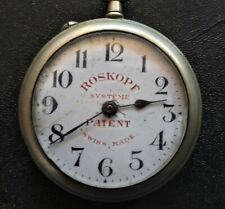Orologio da tasca roskopf primi 900 Diametro 5 Cm circa - vintage