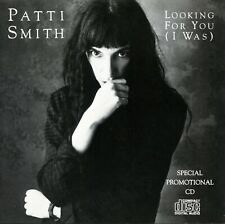 Patti Smith - Looking For You  ( I Was) Special Promotional CD