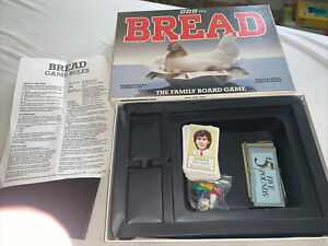 Bread The Family Board Game BBC TV 1989 Fully complete VGC Carla Lane
