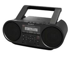 Sony ZS-RS60BT CD/Line-in Jack/Headphone Jack/Radio/Headphones/CD-R Playback/MP3