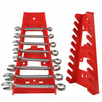 Spanner Rack Wrench Holder Storage Rack Rail Tray Wrench Organizer Tool