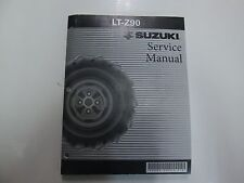 2007 2014 suzuki lt z90 quadsport service repair manual ltz90 highly detailed fsm pdf