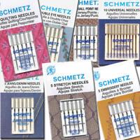 Universal Schmetz Sewing Machine Needles