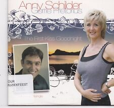 Anny Schilder&Gerrie Pretorius-The First Kiss Goodnight cd single