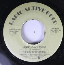 Rock 45 The Lovin' Spoonful - Lonely / You'Re A Big Boy Now On Buddah Records