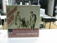 El Aviator Dro LP+CD Spanisch Futuro Perfekt 2019 Klappcover 180GR