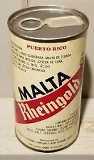 Malta Rheingold for Puerto Rico