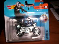 HONDA MONKEY Z 50 - HOT WHEELS - SCALA 1/55