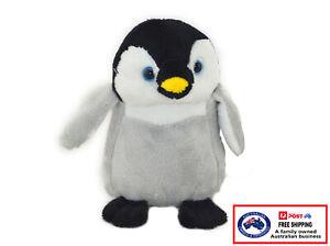 1 X PLUSH PENGUIN 15CM teddy gift present soft stuffed animal toy doll christmas
