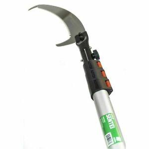 """Notch Sentei 21' 4-Extension Pole Saw w/ 15.4"""" Silky Hayauchi Blade - 4177-39"""