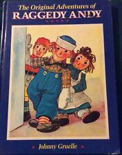 The Original Adventures of Raggedy Andy Picture Books 1988