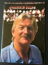 JAMES LAST & HIS ORCHESTRA - 1987 Official Programme