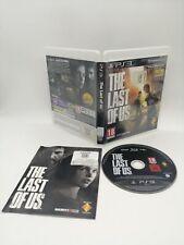 The Last of Us Ps3 ita videogioco Playstation 3 italiano gioco console