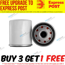 Oil Filter Apr|2012 - on - For TOYOTA PRIUS C - NHP10R Hybrid 4 1.5L 1NZ-FXE F