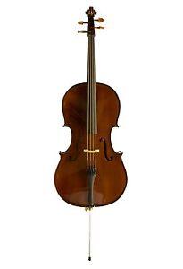 Sinfonie24 Cello Set 1/2 Kinder Schüler Anfänger Geigenbauer Basic II