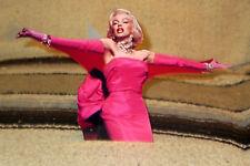 "Marilyn Monroe ""Diamonds are a Girls Best Friend"" Movie Tabletop Standee 6.5"" T"