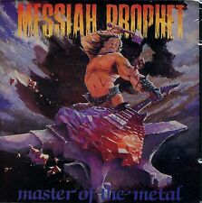 Messiah Prophet - Master Of The Metal/Pure Metal 86 CD