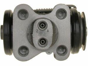 Rear Right Rearward Wheel Cylinder fits GMC W4500 Forward 2004-2009 GAS 63GPDT