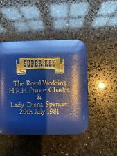 Super Key The Royal Wedding Prince Charles And Lady Diana 29th July 1981