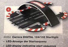 CARRERA 30354 DIGITAL 132 STARTLIGHT NEW 1/32 AND 1/24 SLOT CAR TRACK