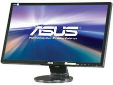 "Asus VE248H Black 24"" 2ms Full HD HDMI LED Backlight LCD Monitor w/ Speakers 250"